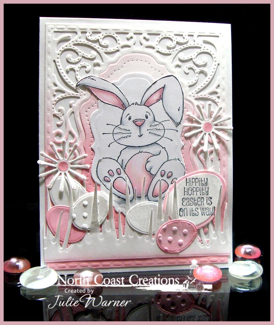 NCC Pink Bunny 05568