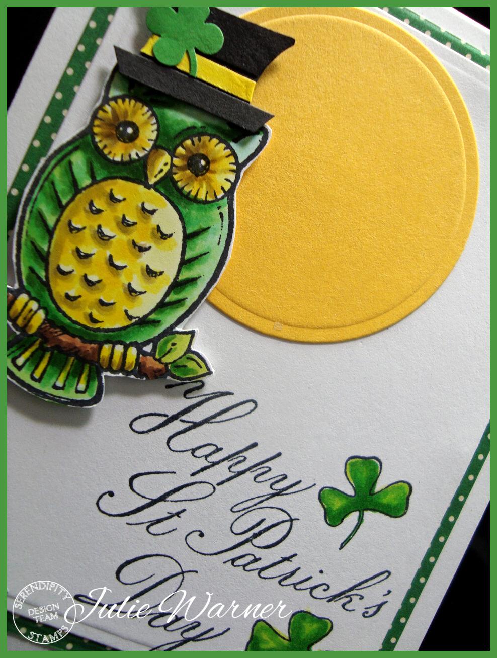 St Paddys Owl cu 05804