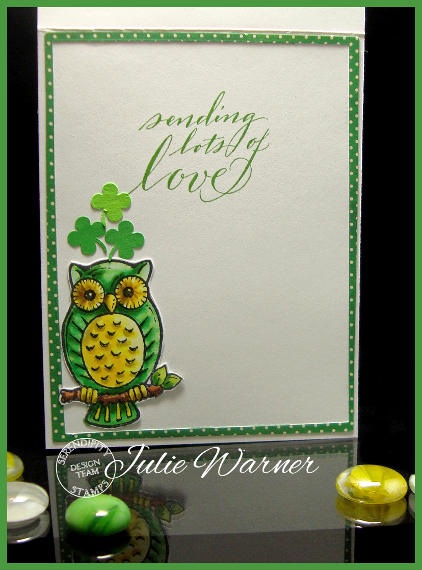 St Paddys Owl inside05810