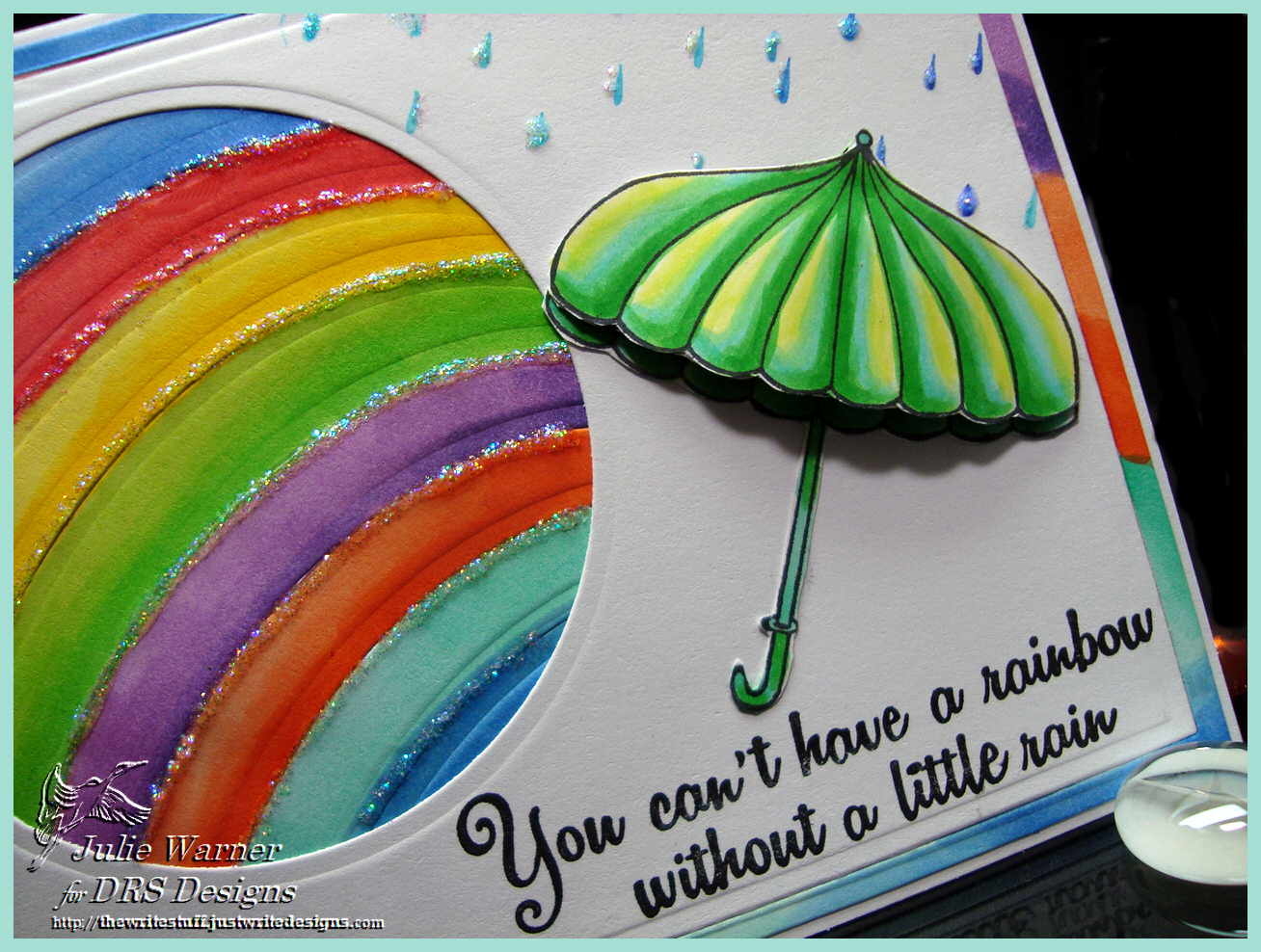 Rainbow Circle cu 06130