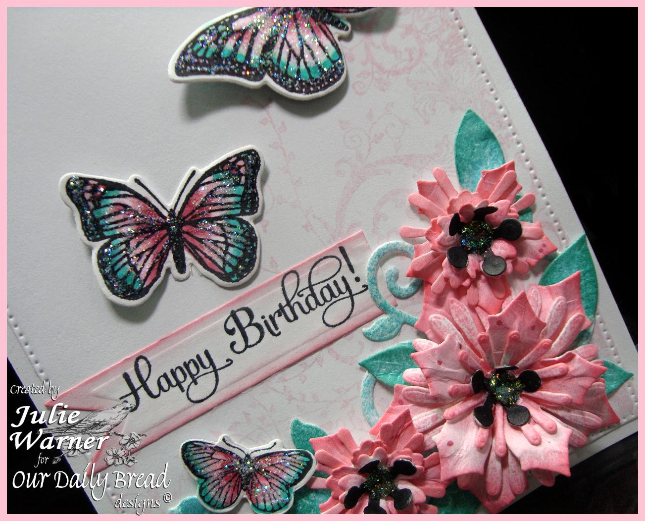 Butterfly Birthday cu 06498