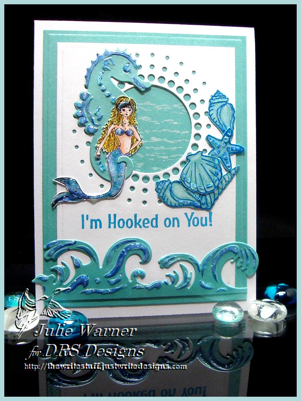 Hooked Mermaid 06737