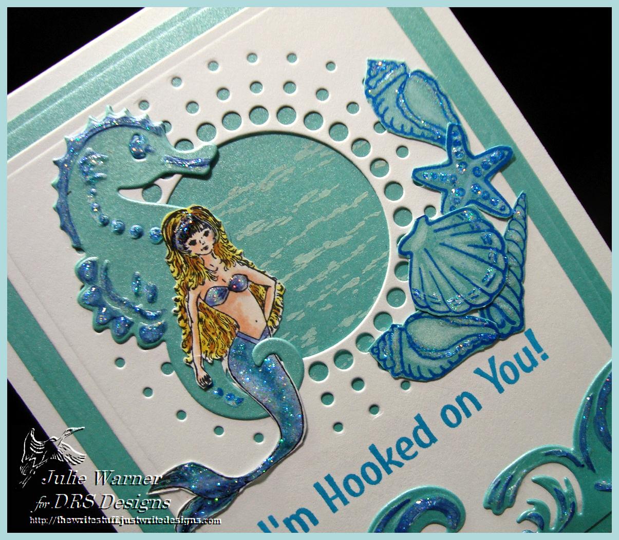 Hooked Mermaid cu 06736