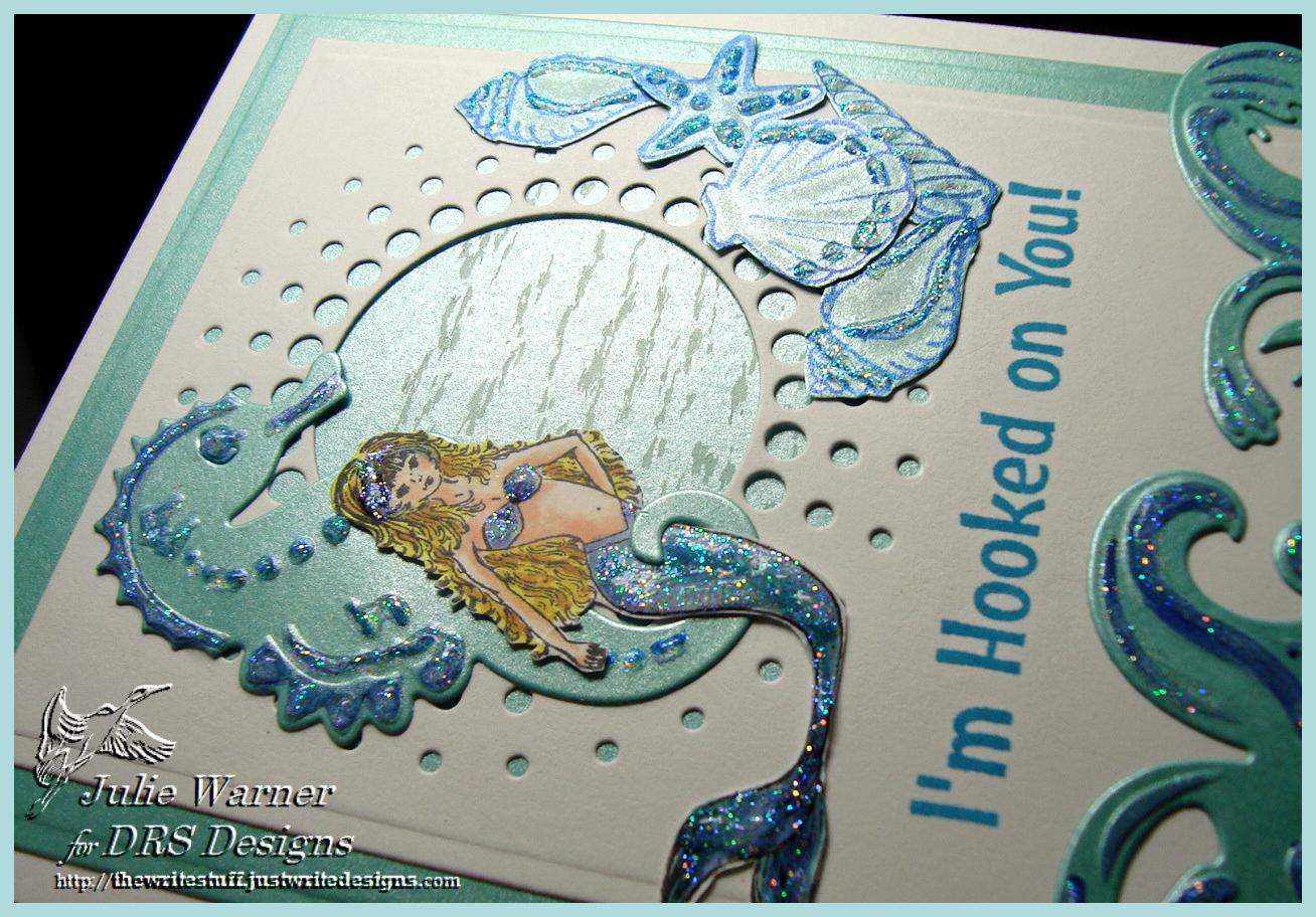 Hooked Mermaid xcu06744
