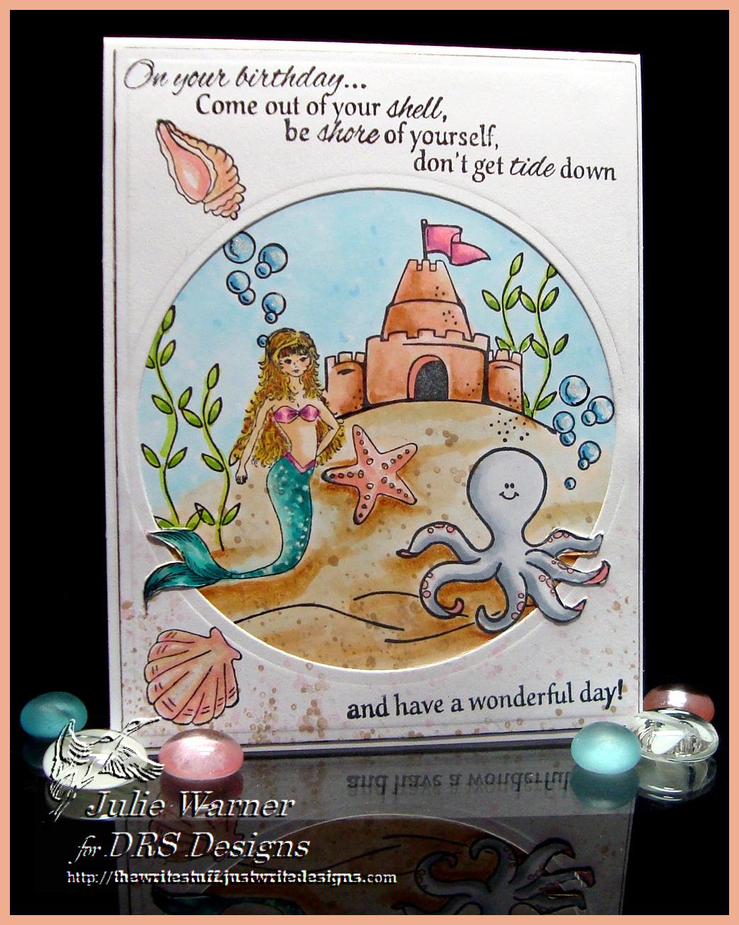 Mermaid Birthday 06512