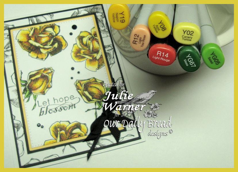 Yellow Blossoms copics 06816