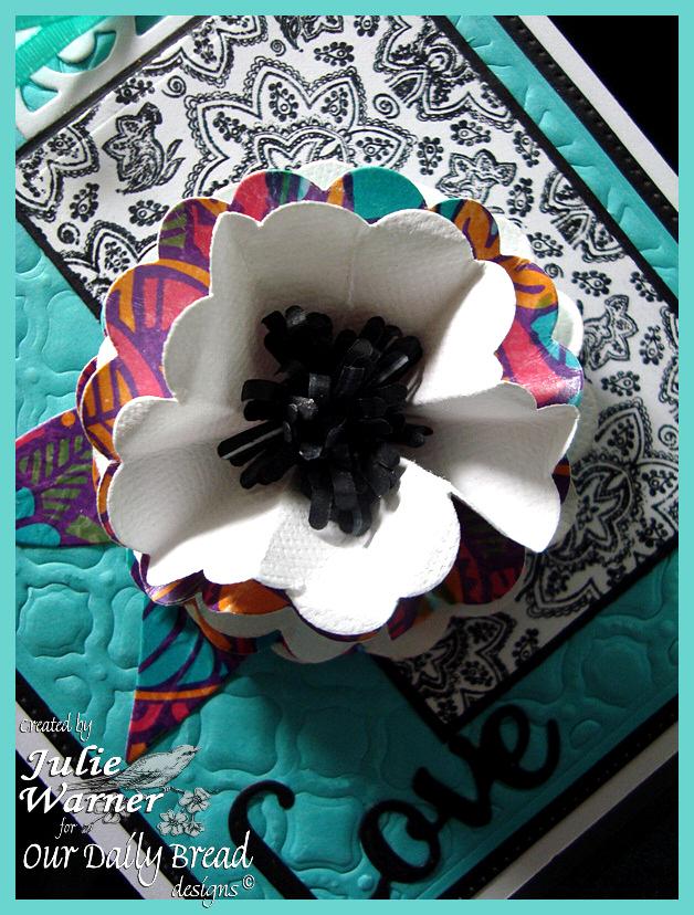 Boho Flower cu 07063