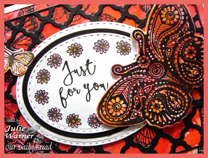 Butterflies for You cu 07083