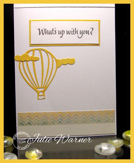 Hello Yellow Balloons inside 07152