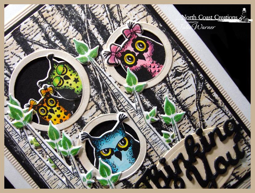 NCC Thinking Owls cu 07177
