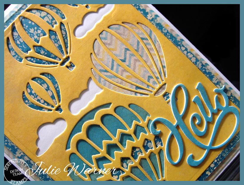 Paper Pieced Balloons cu 07154