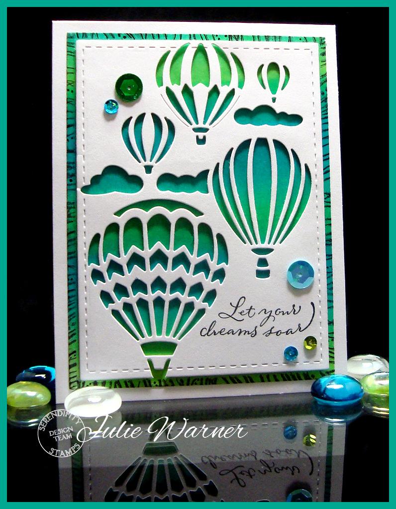 Soaring Balloons 07028
