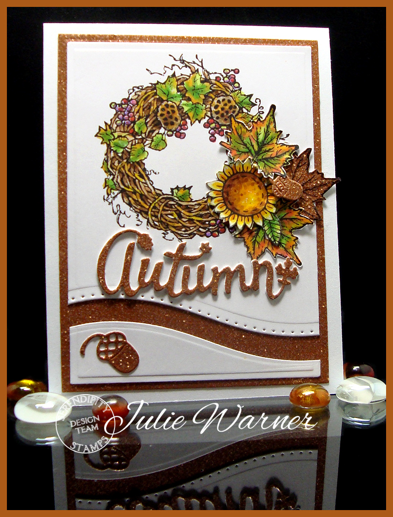 Autumn Wreath 07299
