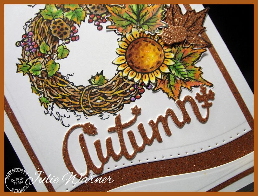 Autumn Wreath cu 07301