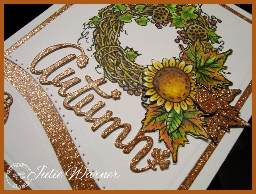 Autumn Wreath xcu 07309