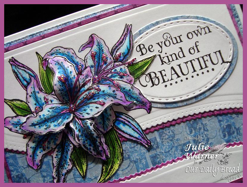 Beautiful Lily cu 07267