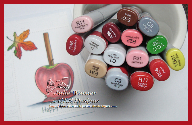 Candy Apple copics 07465