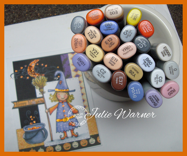 Cute Witch copics 07477