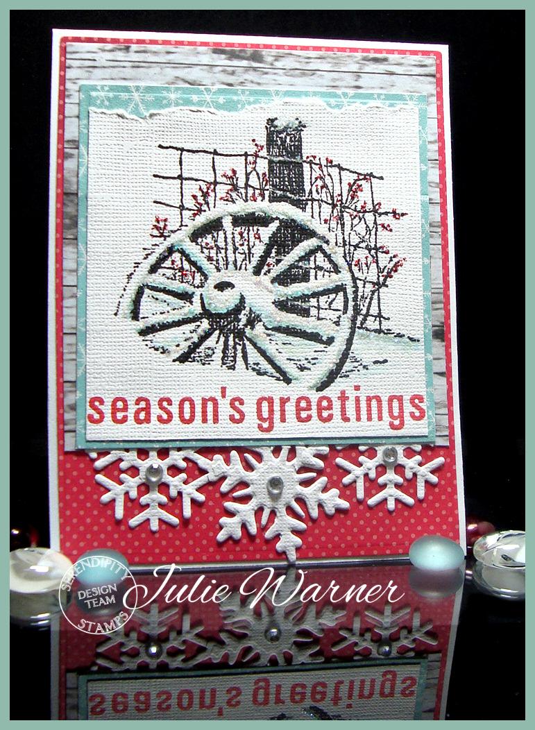 Christmas Wheel 07631