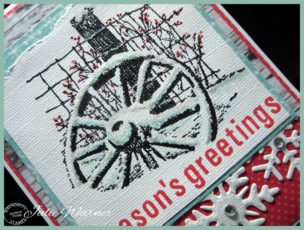 Christmas Wheel cu 07630