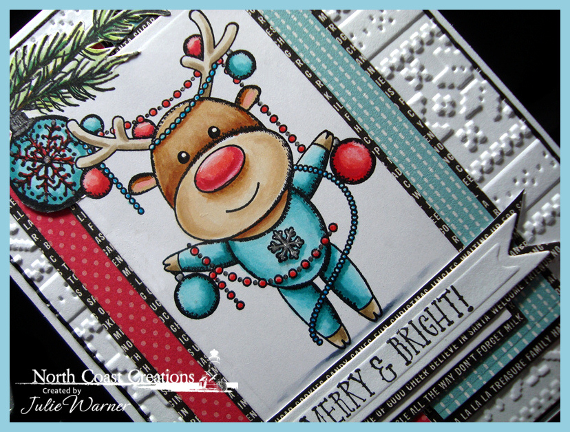 NCC Merry Rudolph cu 07602