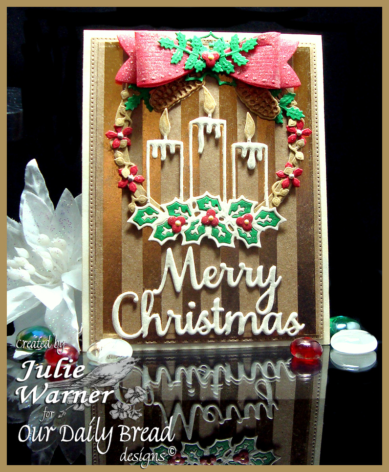 Candle Wreath 07794