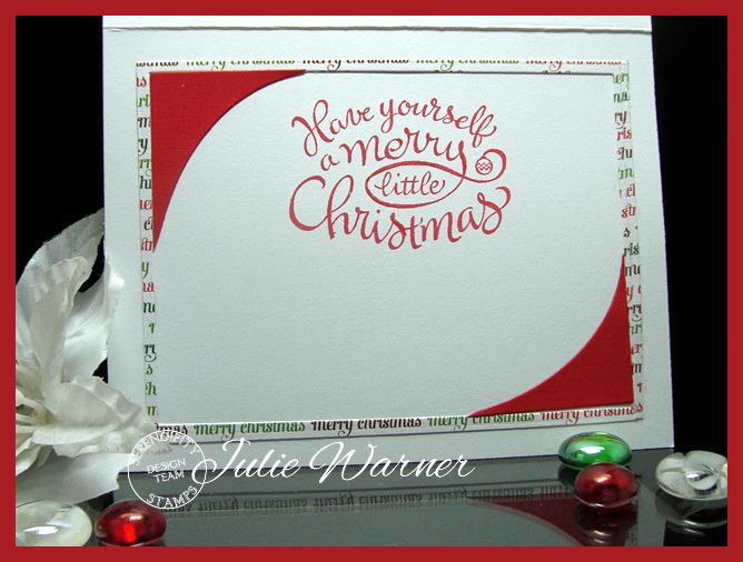 White Christmas inside 07758