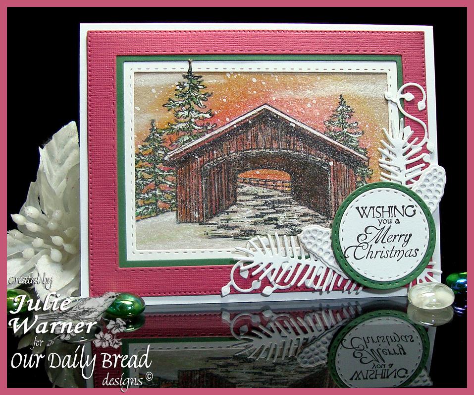 Christmas Bridge 07967
