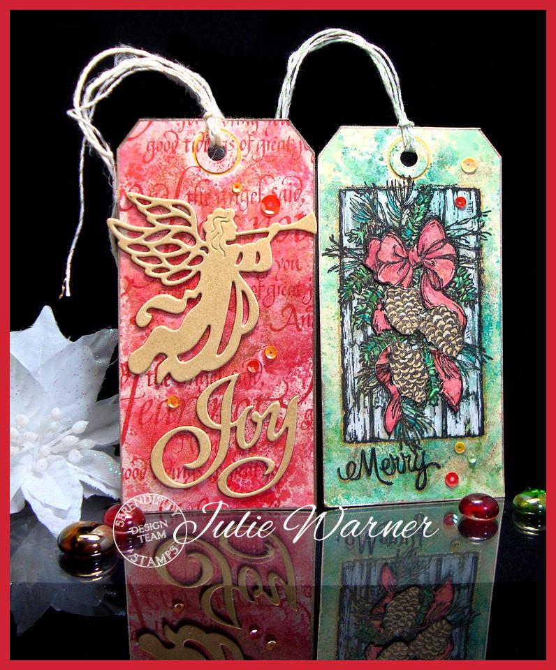 Christmas Tags 07975