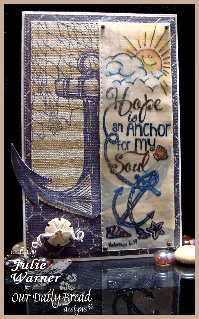 Hope is an Anchor 08202