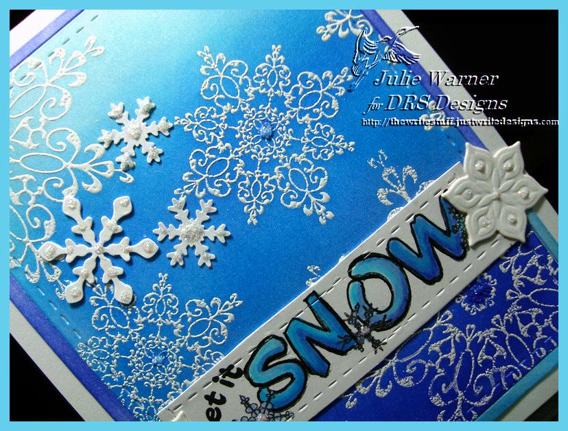 Let it Snowflakes cu08237