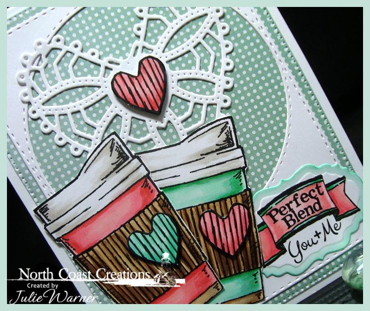 NCC Heart Blend cu 08333