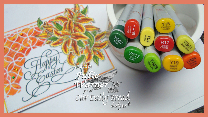Daylily Easter copics08465