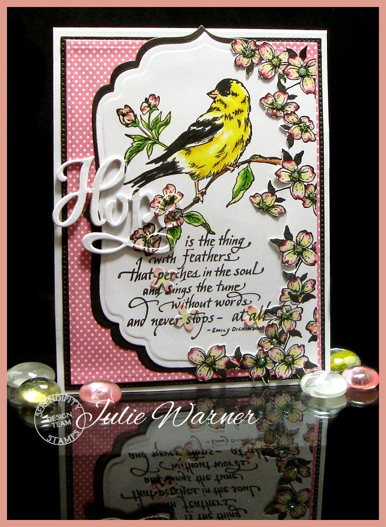 Feathered Hope 08572
