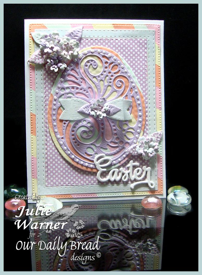 Pastel Easter Egg 08402