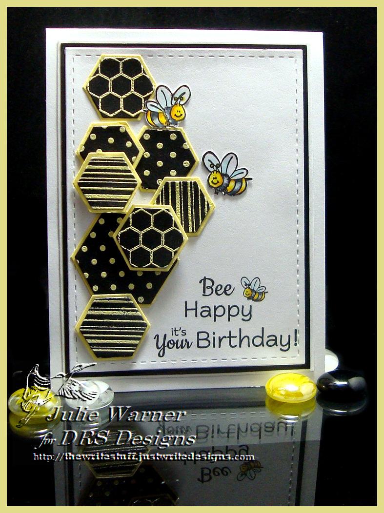 Bday Bees 08738