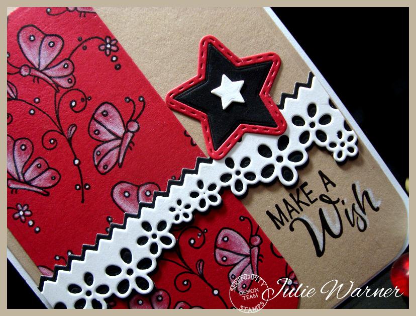 Butterfly Wish cu08700