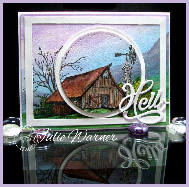 Old Barn 08674
