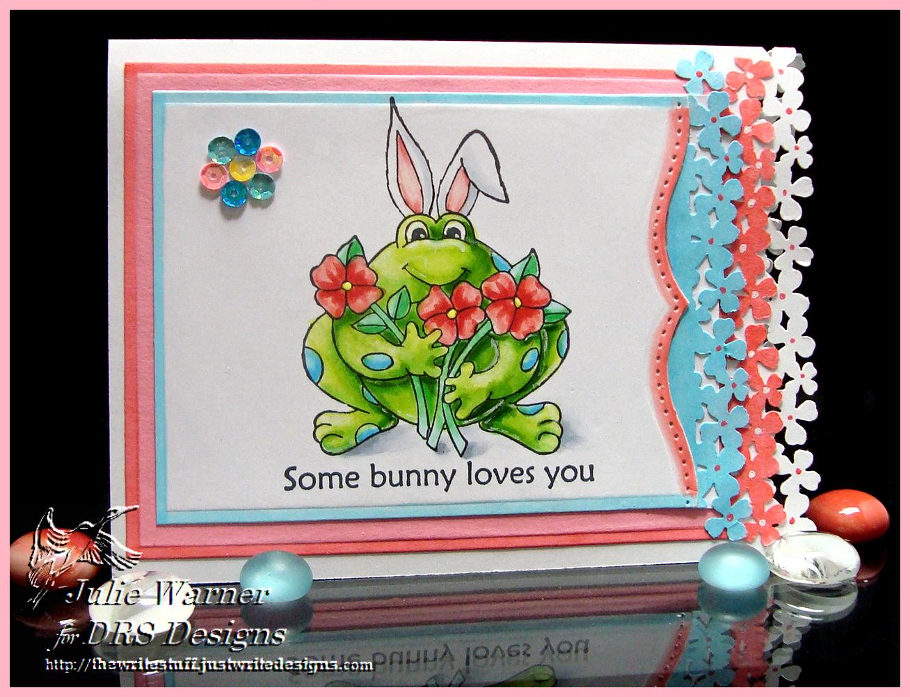 Somebunny Frog 05825