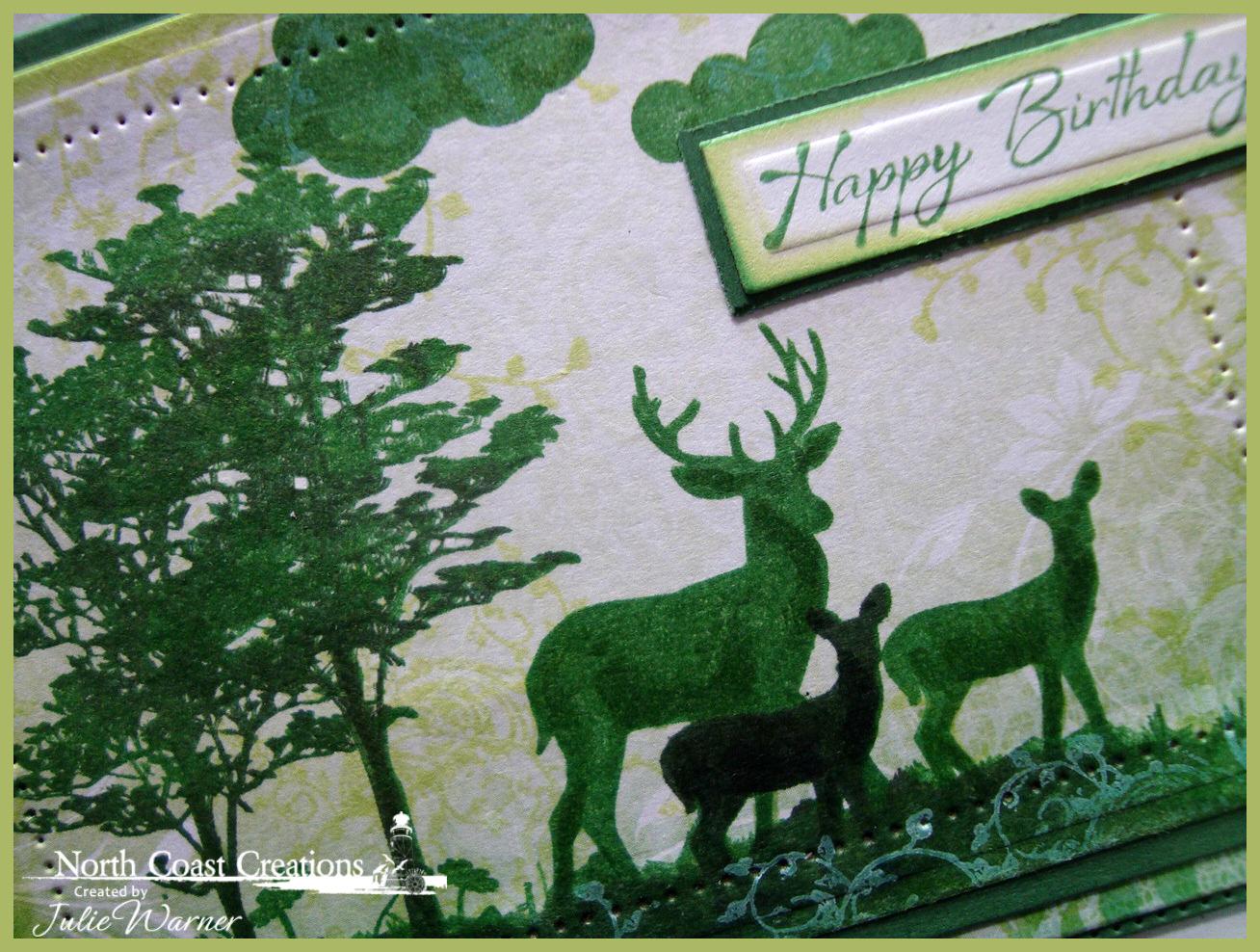 NCC Green Deer cu 06448