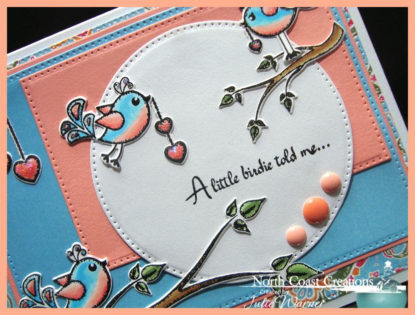 NCC Little Birdies cu 09027