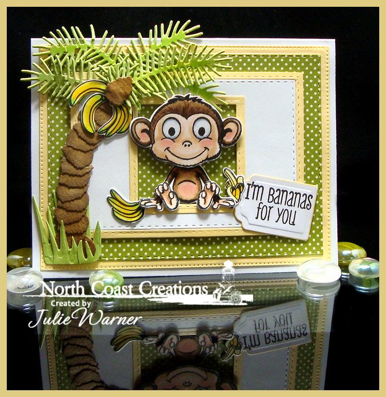 NCC Monkey Business 08996