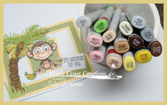 NCC Monkey Business copics 08992