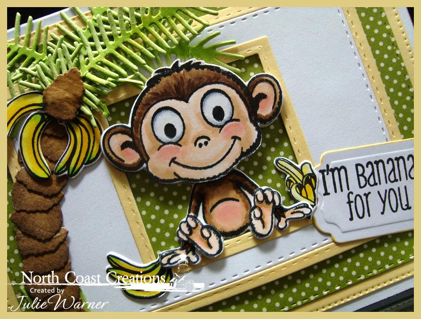 NCC Monkey Business cu08997