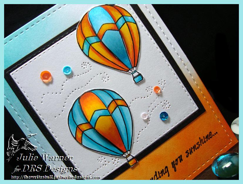 Sunshine Balloons cu 08943