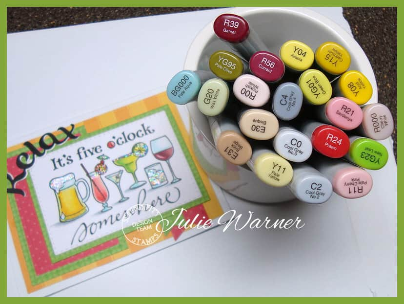Cocktails copics 09218