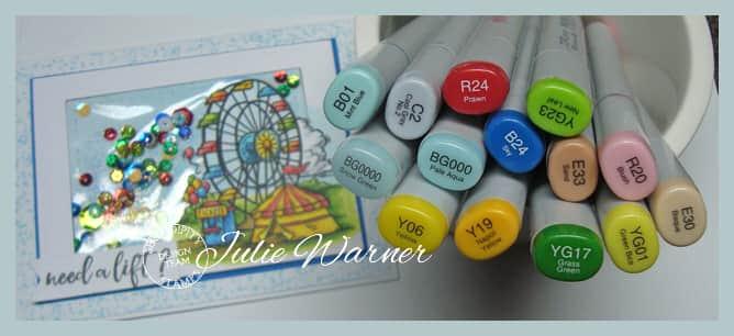 Ferris Wheel copics 09335