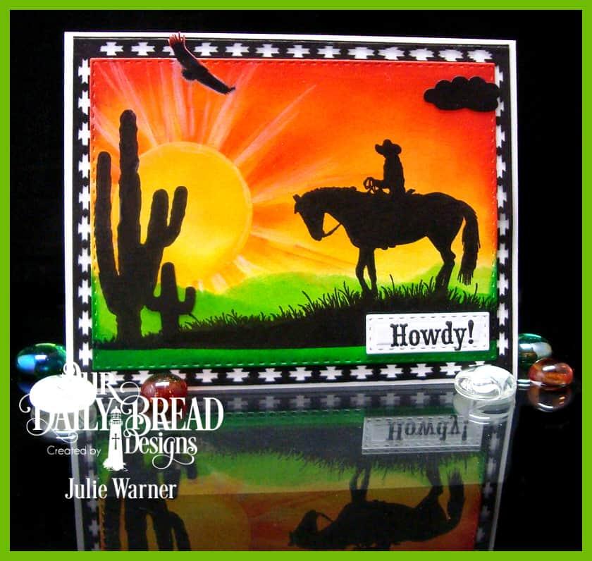Howdy Cowboy 09164