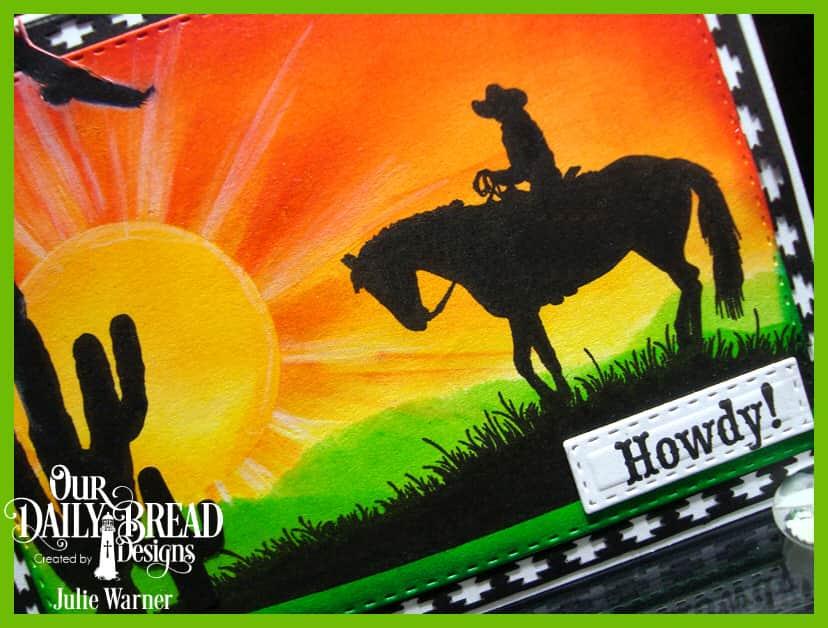 Howdy Cowboy cu 09160