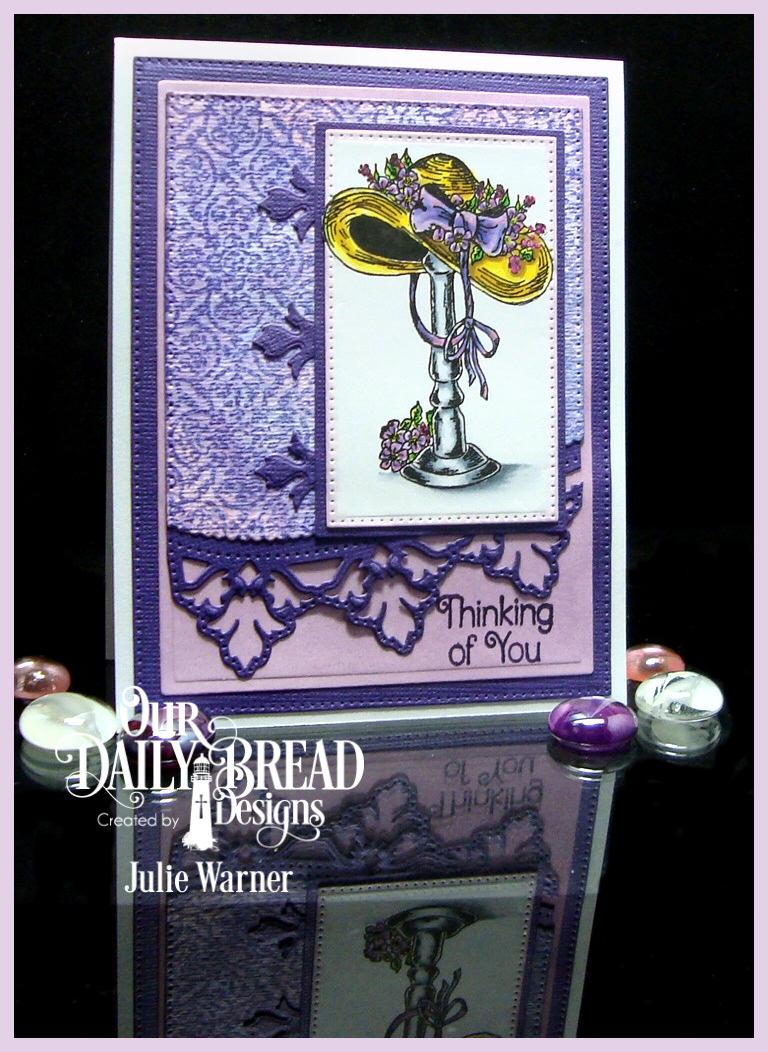Violet Hatstand 09192